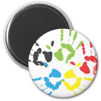 Fraternitè 2 Inch Round Magnet
