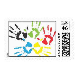 Fraternitè Postage Stamp