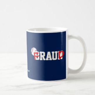 FRAUD - Baseball Coffee Mug