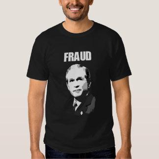 Fraude de Bush Camisas