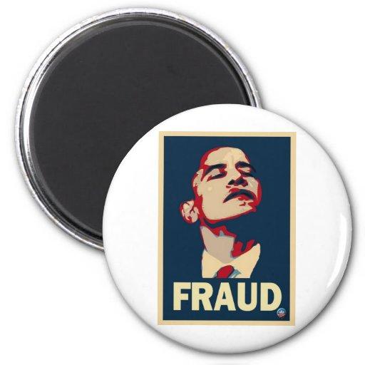 Fraude de Obama Imán