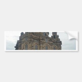 Frauenkirche Dresden Bumper Sticker