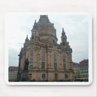 Frauenkirche Dresden Mouse Pad