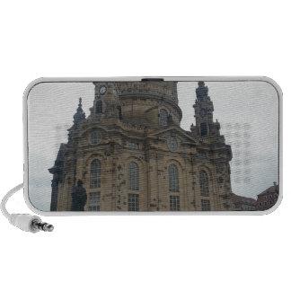 Frauenkirche Dresden Portable Speakers