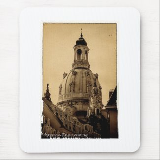 Frauenkirche Dresden - Vintage
