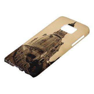 Frauenkirche Dresden - Vintage Samsung Galaxy S7 Case