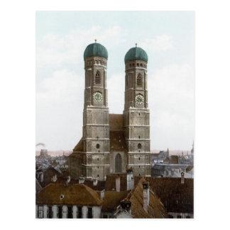 Frauenkirche München Postcard