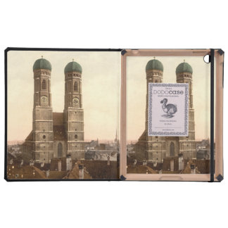 Frauenkirche, Munich, Bavaria, Germany Covers For iPad