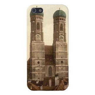 Frauenkirche, Munich, Bavaria, Germany iPhone SE/5/5s Case