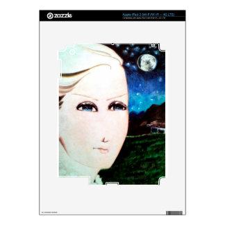 Fraulein Girl iPad 3 Skin