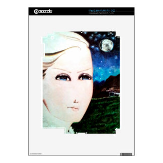 Fraulein Girl Skin For The iPad 2