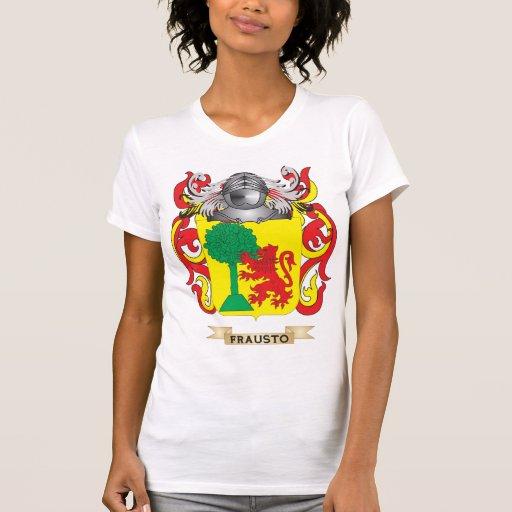 Frausto Coat of Arms Tee Shirt