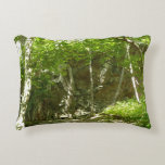 Frazier Discovery Trail at Shenandoah Photography Accent Pillow