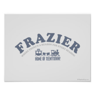 Frazier from Doctor Sleep Photo Print