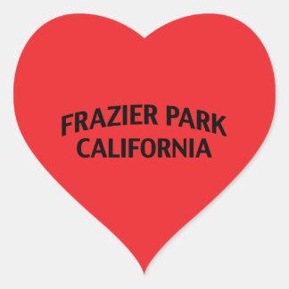 Frazier Park California Sticker