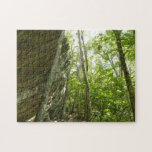 Frazier Rock Wall in Shenandoah National Park Jigsaw Puzzle
