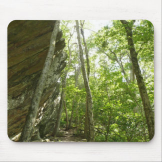 Frazier Rock Wall in Shenandoah National Park Mouse Pad