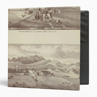 Frazier Valley, Lakeside ranches Binder