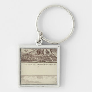 Frazier Valley, Lakeside ranches Keychain