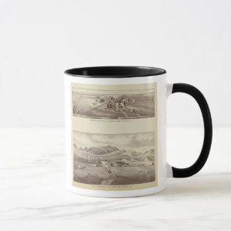 Frazier Valley, Lakeside ranches Mug