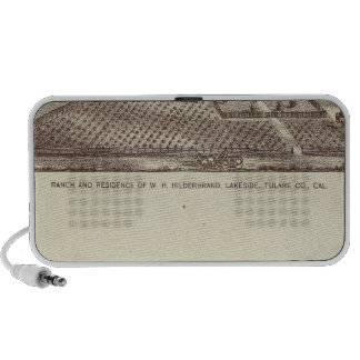 Frazier Valley, Lakeside ranches Portable Speaker
