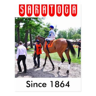 Frazil at Saratoga Postcard