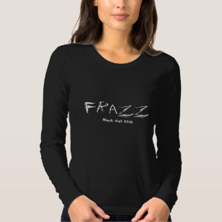 Frazz/Black Cat Club t-shirt, women's T Shirt