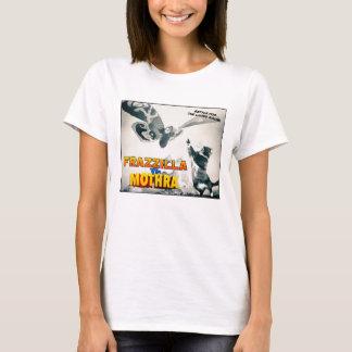 Frazzilla Cat t-shirts