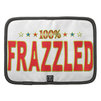 Frazzled Star Tag Organizers