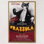 "Frazzula Monster Cat Puzzle<br><div class=""desc"">from the Black Cat Club Studios!</div>"