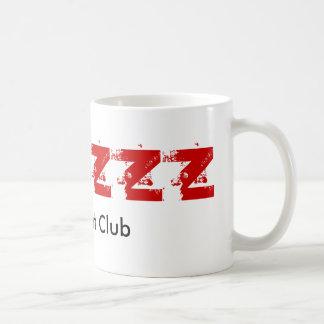 """Frazzz"" Black Cat Club Mug"