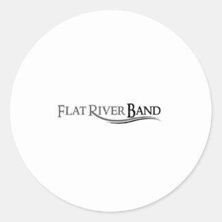 FRB Brand Classic Round Sticker