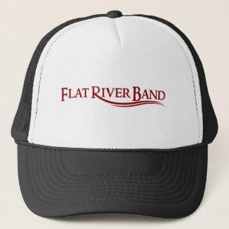 frb tshirt  red font trucker hat