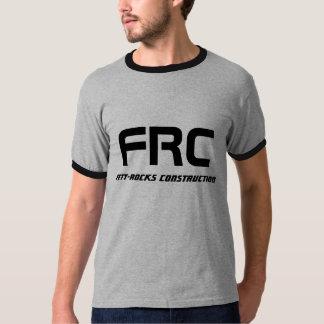 FRC, Fett-Rocks Construction T Shirt