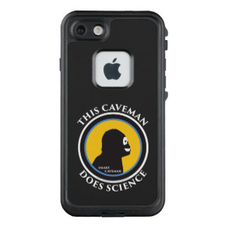 Fre Lifeproof iPhone Case Science Smart Caveman
