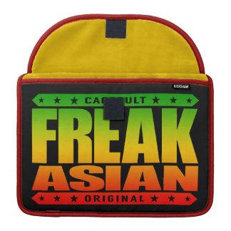 FREAK ASIAN - I've Superhuman Genetic Superpowers MacBook Pro Sleeve