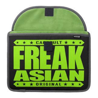FREAK ASIAN - I've Superhuman Genetic Superpowers Sleeve For MacBook Pro
