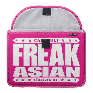 FREAK ASIAN - I've Superhuman Genetic Superpowers Sleeve For MacBooks