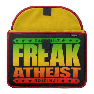FREAK ATHEIST - All My Dates End With The BIG BANG MacBook Pro Sleeve