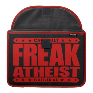 FREAK ATHEIST - All My Dates End With The BIG BANG Sleeve For MacBook Pro