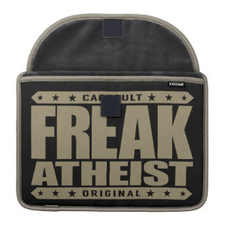 FREAK ATHEIST - All My Dates End With The BIG BANG Sleeve For MacBooks