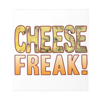 Freak Blue Cheese Notepad
