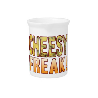 Freak Blue Cheesy Pitcher