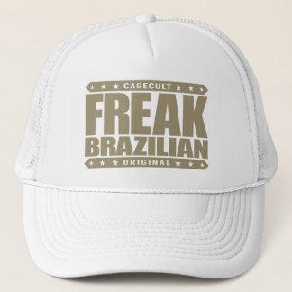 FREAK BRAZILIAN - Superhuman Jiu-Jitsu BJJ Fighter Trucker Hat