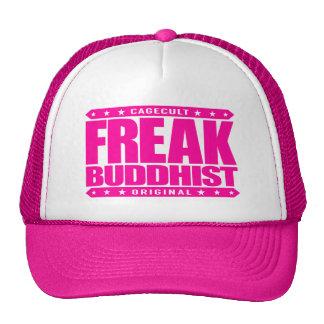 FREAK BUDDHIST - Enlightened Superhuman Of Wisdom Trucker Hat