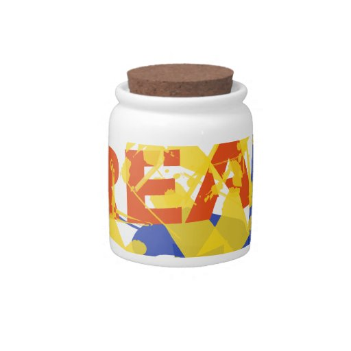 Freak Candy Jars