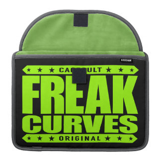 FREAK CURVES - Watch Out: Fierce Bootylicious Diva Sleeve For MacBook Pro