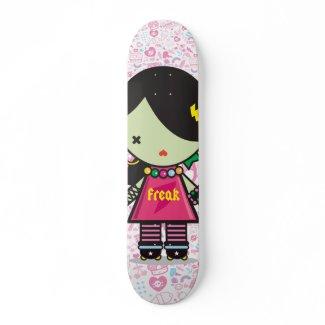 freak deck skateboard