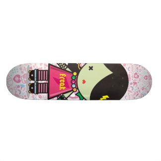 freak deck skateboard deck