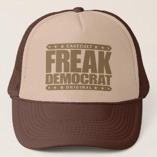FREAK DEMOCRAT - Fearless Social Justice Warrior Trucker Hat